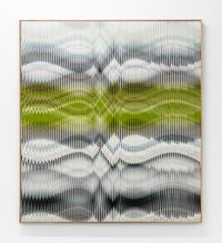 W-V/6 by Abraham Palatnik contemporary artwork painting