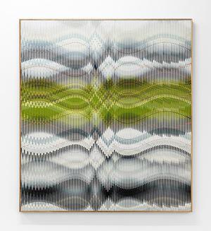 W-V/6 by Abraham Palatnik contemporary artwork