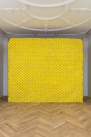 erstermärzzweitausendundsechzehn by Ugo Rondinone contemporary artwork