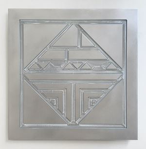 Eos (tracery) by Julian McKinnon contemporary artwork