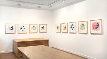 Contemporary art exhibition, Barthélémy Toguo, Wouri, Donga, Sanaga... at Galerie Lelong & Co. Paris, 13 Rue de Téhéran, Paris, France