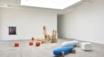 Contemporary art exhibition, Nairy Baghramian, Misfits at Galerie Marian Goodman, Paris, France