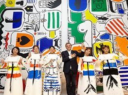 Famed Artist-Designer Jean-Charles de Castelbajac opens exhibition of hidden works