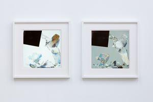 Composizione a luce polarizzata by Bruno Munari contemporary artwork