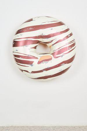 XXL Donut 019 by Jae Yong Kim contemporary artwork sculpture
