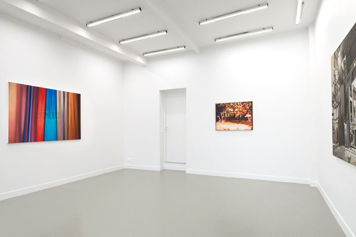 Exhibition view: Kristina Jansson, The Veil, Andréhn-Schiptjenko, Paris (25 June–1 August 2020). Courtesy Andréhn-Schiptjenko, Paris. Photo: C Maignien.