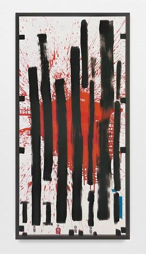FILMTRACT NO. I by Josephine Meckseper contemporary artwork