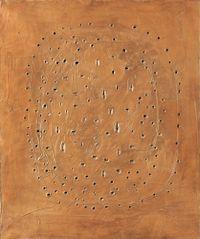 Spatial Concept by Lucio Fontana contemporary artwork painting