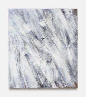 Diagonalbewegung by Raimund Girke contemporary artwork