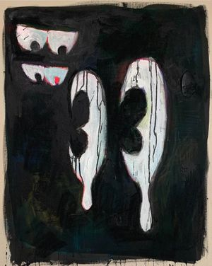 One's Eyes no.9 by Kinjo Toshiki contemporary artwork