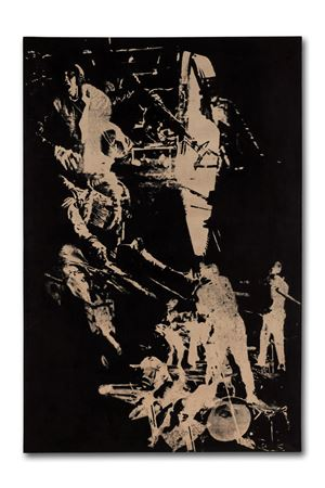 Stop 25 by Peter Kennard contemporary artwork