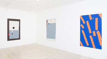 Contemporary art exhibition, Ed Bats, The Smallest Weird Number at Gallery 9, Sydney