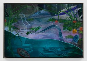 That Sinking Feeling by Marisa Adesman contemporary artwork
