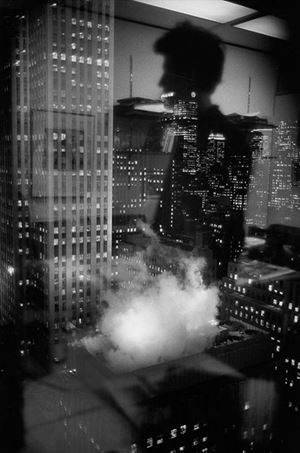 New York by Marc Riboud contemporary artwork