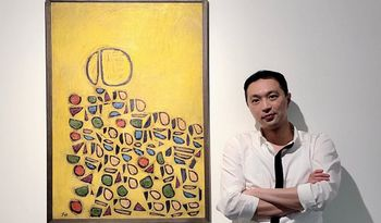 Steven Lee: Growing with Artists at Asia Art Center