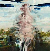 Concordia by Alex Kanevsky contemporary artwork painting, works on paper