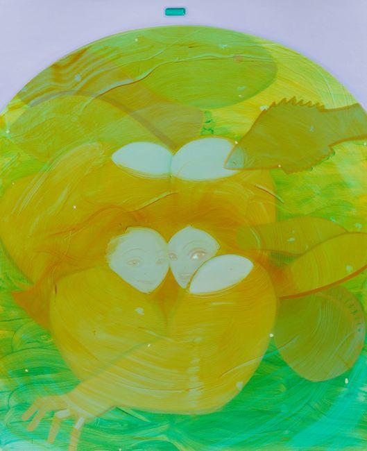 Aquamarina by Sofia Mitsola contemporary artwork