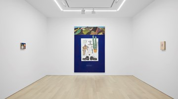 Contemporary art exhibition, Michael Hilsman, Pictures of M. and Other Pictures at Almine Rech, New York