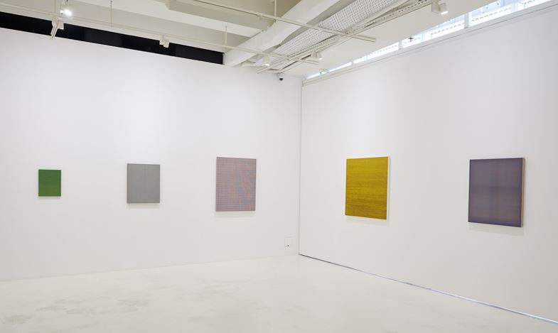 Exhibition view: Zhou Yangming, Continuum, Pearl Lam Galleries, H Queen's, Hong Kong (26 March–21 April, 2019). Courtesy Pearl Lam Galleries.