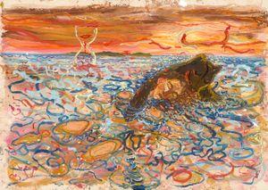 Memories and Trust by Katarina Janeckova Walshe contemporary artwork