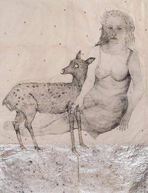 Everywhere by Kiki Smith contemporary artwork