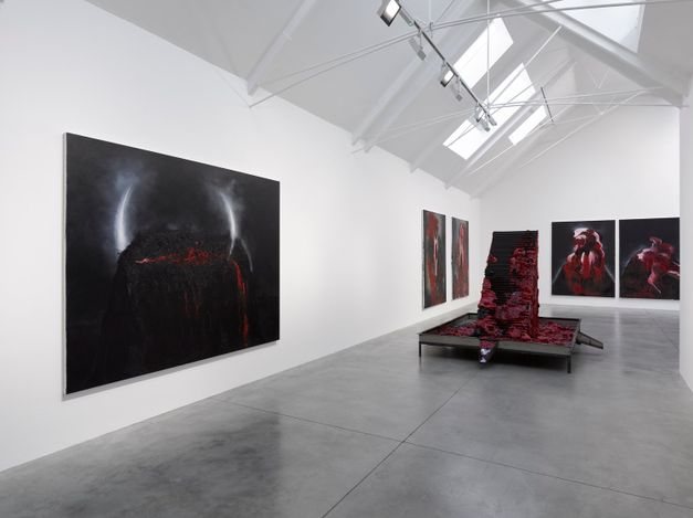 Exhibition view: Anish Kapoor, Lisson Gallery, Bell Street, London (14 September–30 October 2021). © Anish Kapoor. Courtesy Lisson Gallery.