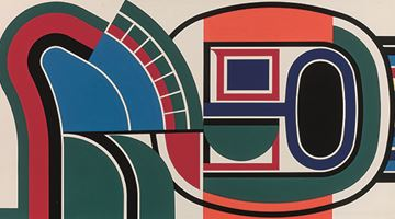 """Contemporary art exhibition, Jean Dewasne, Jean Dewasne """"Rythme & couleurs"""" at Galerie Laurentin, Paris - Bruxelles"""