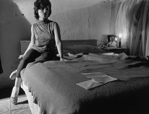 Untitled Film Still #33 by Cindy Sherman contemporary artwork
