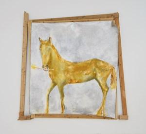 Portrait of the artist by Masato Kobayashi contemporary artwork