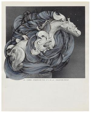MUSÉE IMAGINAIRE, Plate 282 by Ann-Marie James contemporary artwork