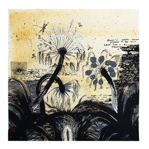 Sansāra 03 by Nuwan Nalaka contemporary artwork