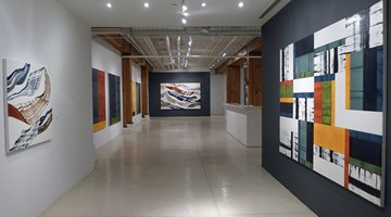 Contemporary art exhibition, Ricardo Mazal, Bhutan Abstractions at Sundaram Tagore Gallery, Chelsea, New York