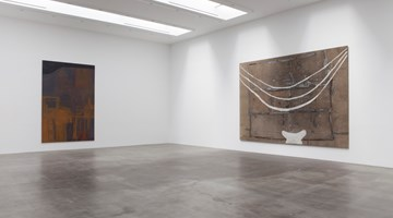 Contemporary art exhibition, Julian Schnabel, Infinity on Trial at Blum & Poe, Los Angeles