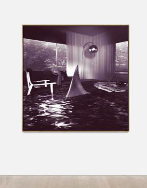 We Became Vapor by Chris Coy contemporary artwork