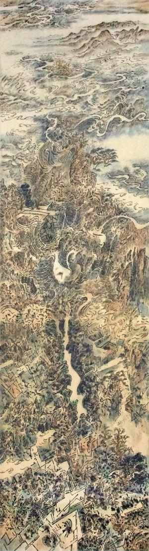 Navigation.Landscape 《導航.風景》 by Leung Kui Ting contemporary artwork