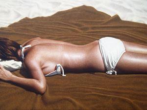 海灘 167 Beach 167 by Hilo Chen contemporary artwork