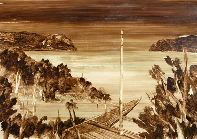 Preparation by John Walsh contemporary artwork