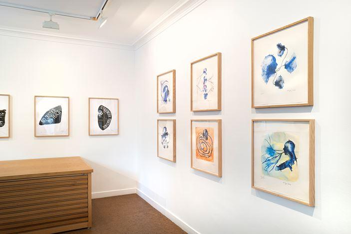 Exhibition view: Barthélémy Toguo,If Not Now, When?, Galerie Lelong & Co., 13 Rue de Téhéran, Paris (3 September–10 October 2020). Courtesy Galerie Lelong & Co. Paris.