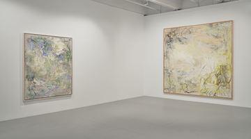 Contemporary art exhibition, Rita Ackermann, Mama '19 at Hauser & Wirth, 22nd Street, New York