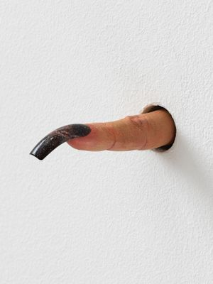 Finger by Mika Rottenberg contemporary artwork