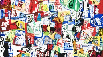 Contemporary art exhibition, Jan Voss, A l'écoute at Galerie Lelong & Co. Paris, 38 Avenue Matignon, Paris