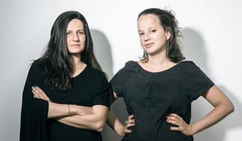 Claudia Segura and Luiza Teixeira de Freitas