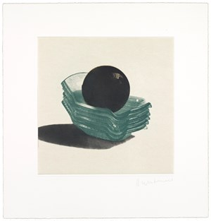 12 Objects, 12 Etchings (10) by Rachel Whiteread contemporary artwork