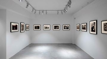 Contemporary art exhibition, Bruce Davidson, A United Kingdom at Huxley-Parlour, London