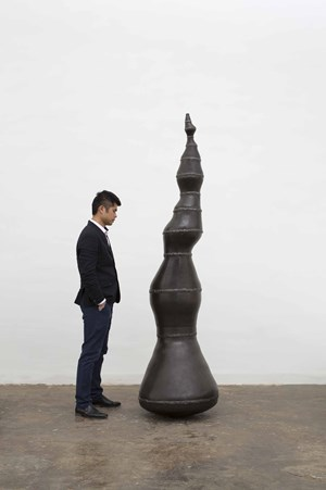 Idiots (big) by Hu Qingyan contemporary artwork