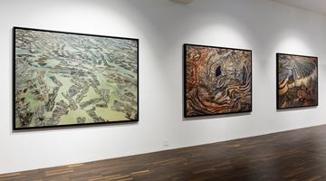 Contemporary art exhibition, Edward Burtynsky, Anthropocene at Christophe Guye Galerie, Zurich
