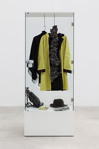 Identities on Display by Karin Sander contemporary artwork sculpture