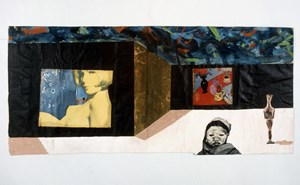 Ergriffenheit by Franz West contemporary artwork