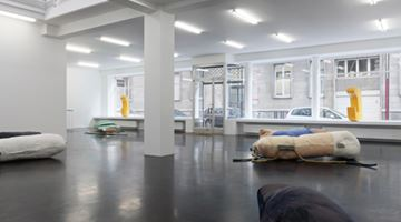 Contemporary art exhibition, Nairy Baghramian, Fluffing the Pillows at Galerie Buchholz, Cologne