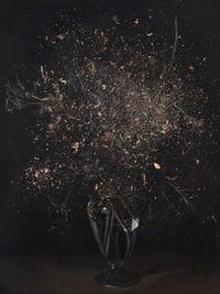 La degenerazione di Daniel by Nicola Samorì contemporary artwork painting, works on paper, sculpture